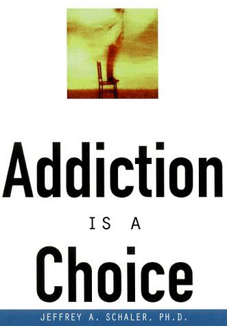 Drug Addiction, Disease or Choice Essay - 2096 Words